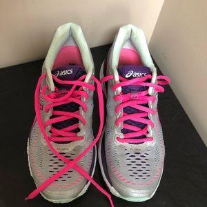ASICS gel Kayano tennis shoes